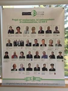 Bannière Ambassadeurs et ambassadrices